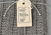 knitting! / by Sarah Darrow