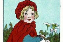 Vintage Nursery Rhyme Pictures
