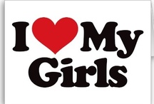 My Girls♥ / by Candice Ortiz