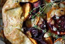 Recipes: savory  / by A A