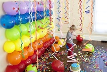 Cool Party Ideas! / by Parties By Alex