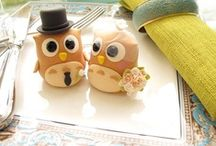 Cute Owls / by Marcela's Design
