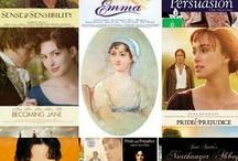 Jane Austen's World / by Marcela's Design