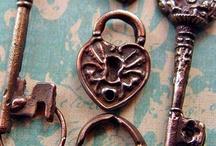 Locks and Keys to My Heart / by Janet Davis