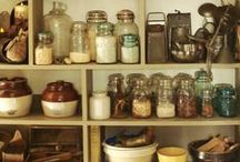 Pantry  / sauces, sweeteners, snacks  / by A A