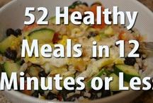 "The ""Healthy"" Foodie / by Megan McLain"