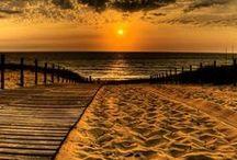 """""""Vacation  Get  Away"""" / by Everett Faulkner"""