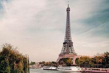 Paris - Always a Good Idea / by Megan McLain