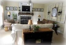 Family Room / by Kathy Armstrong