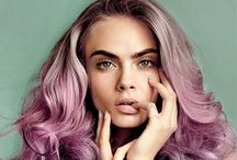 Cara Delevingne / Woman Crush. Her eyebrows. She's Perfection.  / by Chellsy Vanessa