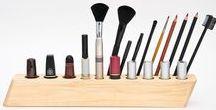 lessandmore makeup storage