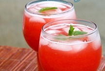 Recipes: Drinks / Drink recipes, Trends, Party Drinks, Cocktails, For kids and Adults.
