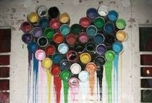 Wall Art / by Summer Perez