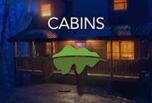 Smoky Mountain Cabins / Beautiful cabins in Gatlinburg, Pigeon Forge and Sevierville. Find more at our website: http://www.visitmysmokies.com/where-to-stay/cabins-chalets/