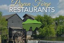 Pigeon Forge Restaurants / Delicious restaurants in Gatlinburg, Pigeon Forge and Sevierville. Find more here: www.visitmysmokies.com/dining.aspx