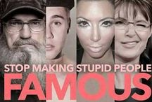 Famous People / Admired, inspired, fancied. Not all at the same time.  / by M Radclyffe