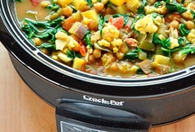 #Crockpot / Crockpot recipes and ideas / by Melissa Bryant