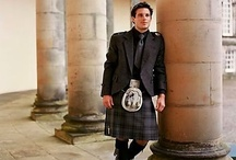 Real Men Wear Kilts - Character Inspiration / by Aleks Davis