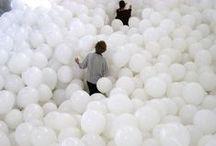 p o p p o p / balloons