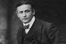 Harry Houdini / by M Radclyffe