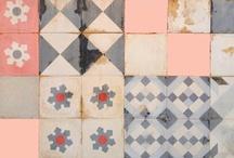 t i l e  / print and pattern inspiration