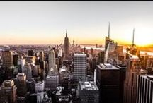 New York / Vist the Apple of the World - New York  Read about all the amazing things to do in New York at  http://owegoo.com/destination/united-states-of-america-usa/new-york-city/