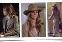 The Bionic Woman's Wardrobe / Classic 1970s fashions from the Bionic Woman Television series starring Lindsay Wagner. For the complete wardrobe library visit http://www.bionicblonde.com/wardrobe.html