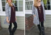 Style: Fall Fashion / Fall Fashion. Outfits and trends for work and casual outings. Scarves, Boots, Vests, Sweaters, and more to enjoy the crisp weather.