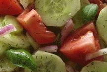 Veggies/side dishes / by Donna Surma Malendowski