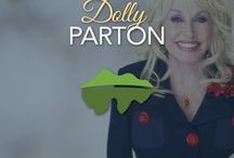 Dolly Parton / When I'm inspired, I get excited because I can't wait to see what I'll come up with next. - Dolly Parton