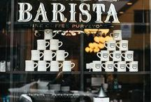Bares, Coffee and Restaurants