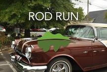 Rod Run & Car Shows / Pigeon Forge is the best place to look at old beautiful cars.