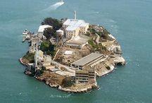 Alcatraz Island / by M Radclyffe