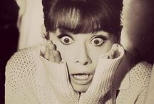 Audrey Hepburn / by M Radclyffe