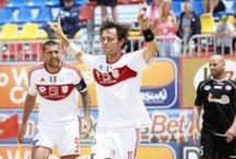 Beach Soccer - Euro Winners Cup 2014