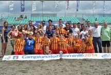 Femminile - Beach Soccer - Serie A Enel 2014