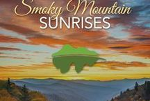 Smoky Mountain Sunrises / If you've gotten the chance to see a Smoky Mountain sunrise, you will understand how beautiful they are. We thought they deserved their own album!
