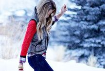 Winter Style / by Courtney Waterman