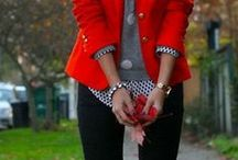 Fall Style / by Courtney Waterman