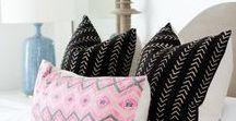 Pillows & Fabric / pillows & fabric