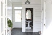 Entry and Mudrooms / Entry and Mudrooms