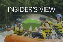 Insider's View / View our videos of the Smoky Mountain area below, and join us to take an inside look at all of the great things to do in the Smokies!