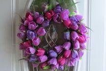 Hang a Wreath on the Door