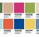 Pantone Color Reference / Here are some color selections to help you get started in picking your favorite colors.
