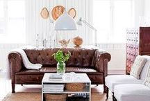 Home: Live Here / A board for gorgeous living or family rooms / by Becca Berger | from Gardners 2 Bergers
