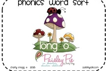 SCHOOL: P is for Phonics / by Charly Stagg