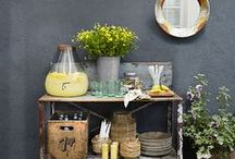 DIY Outdoor Projects & Inspiration / by Becca Berger   from Gardners 2 Bergers