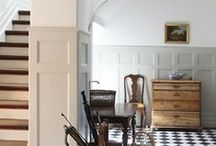 Home: Enter Here / A board for beautiful home entry ways / by Becca Berger   from Gardners 2 Bergers