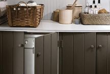 Home: Launder Here / A board for the pretty laundry rooms out there / by Becca Berger   from Gardners 2 Bergers