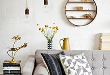 Decorate: Accessorize a Space / by Becca Berger | from Gardners 2 Bergers